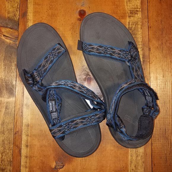 8339eaf6535a Teva Mens Torin Open Toe Sport Water Sandal Shoes.  M 5a6a9ac0caab4403dc6c730b
